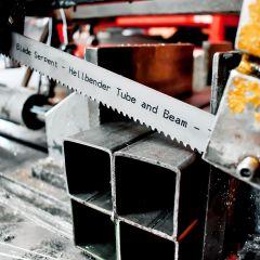 Hellbender Bimetal Tube and Beam