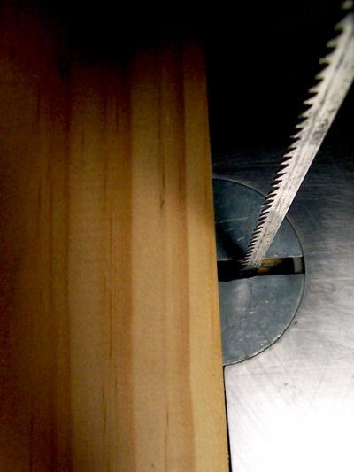 Bandsaw Blade Selection for Contour Cutting